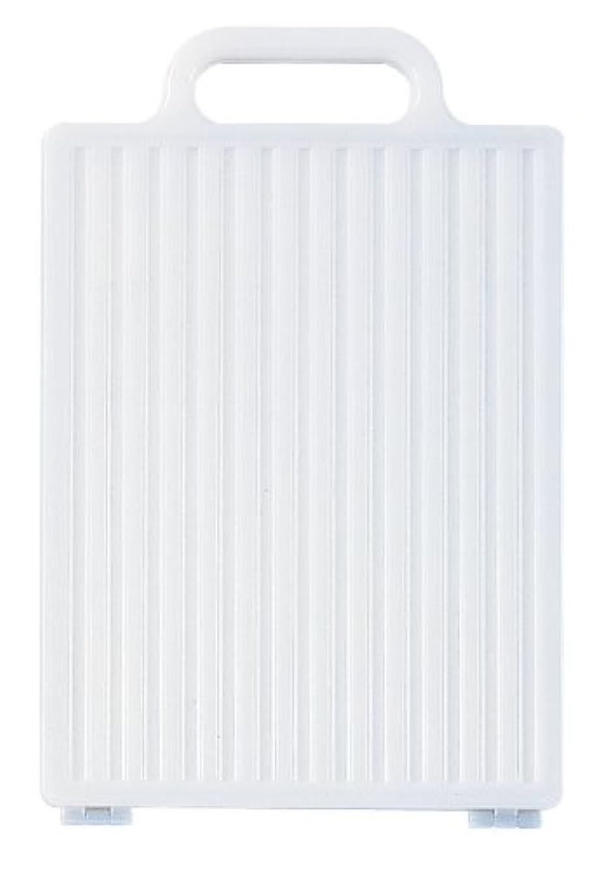 浸食臨検生まれ角型 バックミラー Y-3505 ホワイト