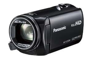 Panasonic デジタルハイビジョンビデオカメラ 内蔵メモリー8GB ブラック HC-V230M-K