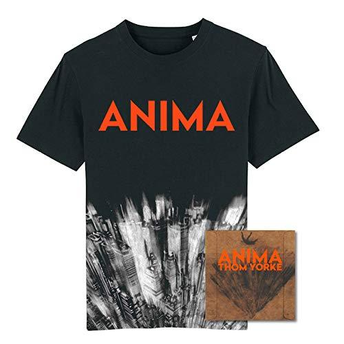 【メーカー特典あり】ANIMA [数量限定Tシャツ付セット【Lサイズ】解説・歌詞対訳 / 国内盤限定アートカード3枚封入 / 高音質UHQCD仕様] Amazon限定特典マグネット付 (XL987MXJP3)