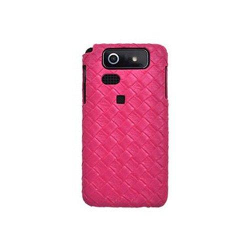 プラタ スマートフォンケース メンズ 小物 スマホケース DIGNO ISW11K ディグノ用 ビビッドピンク