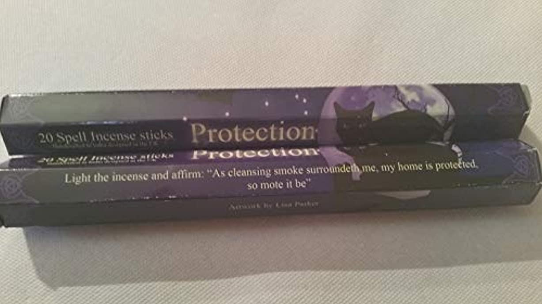 軌道誠実さ論争Protection incense by lisa parker