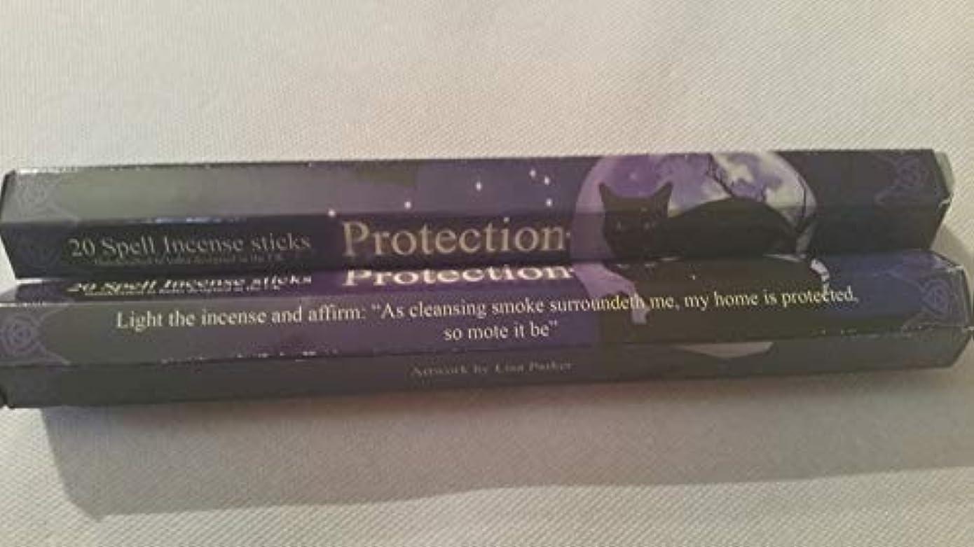 事務所辞書先生Protection incense by lisa parker