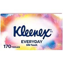 Kleenex Facial Everyday Facial Tissues, 0.27kg, Pack of 170