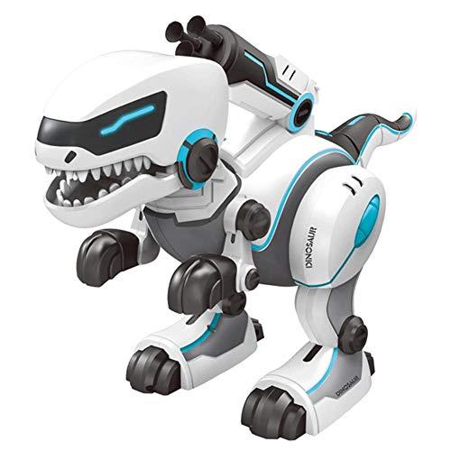 リモートコントロール恐竜のおもちゃA005ライトダンスの歌の...