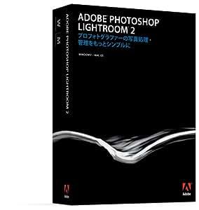 Adobe Photoshop Lightroom 2.0 日本語版 Windows/Macintosh版