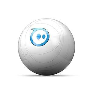 Orbotix Sphero 2.0. Bluetooth制御のロボットボール 白 18372
