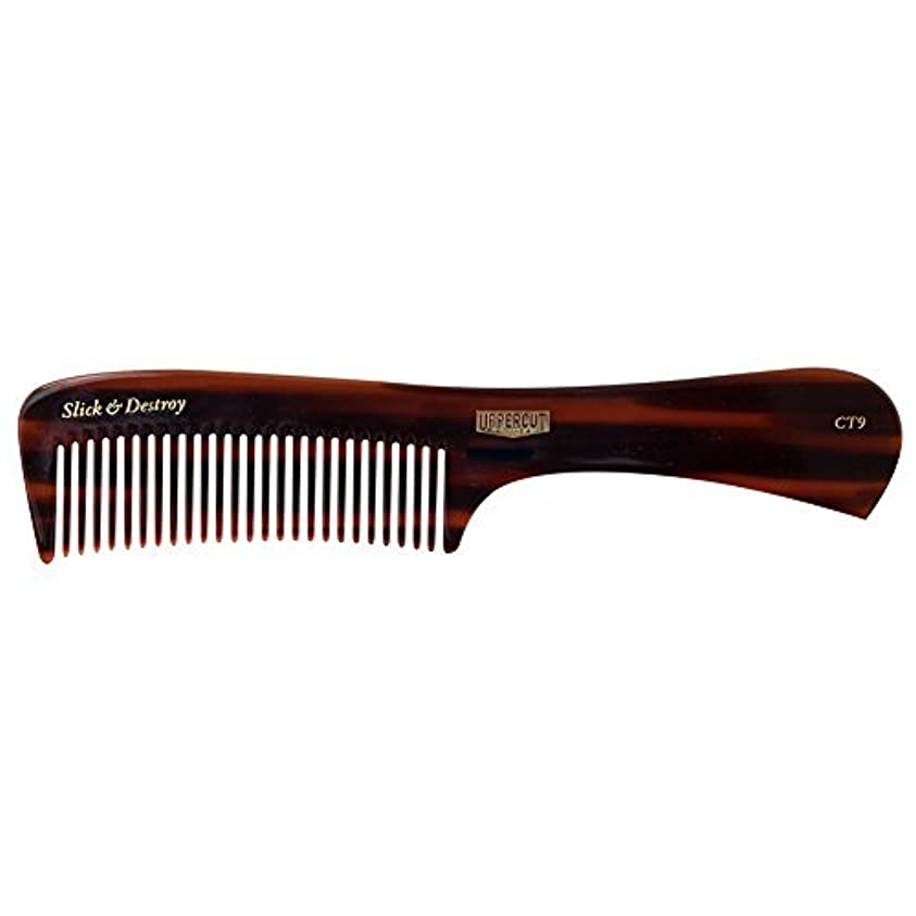 ブート苦情文句地域のUppercut Deluxe CT9 Tortoise Styling Comb - Minimal Static, Flexible - Slick & Destroy [並行輸入品]