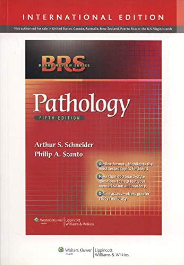 教える悔い改めるインレイBRS Pathology, 5/e International Edition, International Edition (Board Review Series)