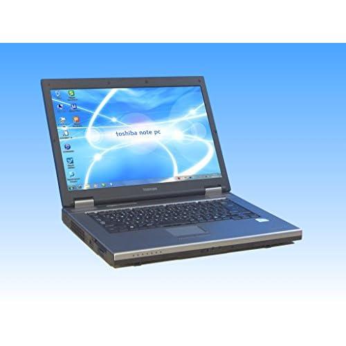 【中古 ノートパソコン】dynabook Satellite L21 220C/W 【OS】Windows7 Professional 【CPU】Celeron-2.20GHz 【メモリー】1GB 【ハードディスク】160GB
