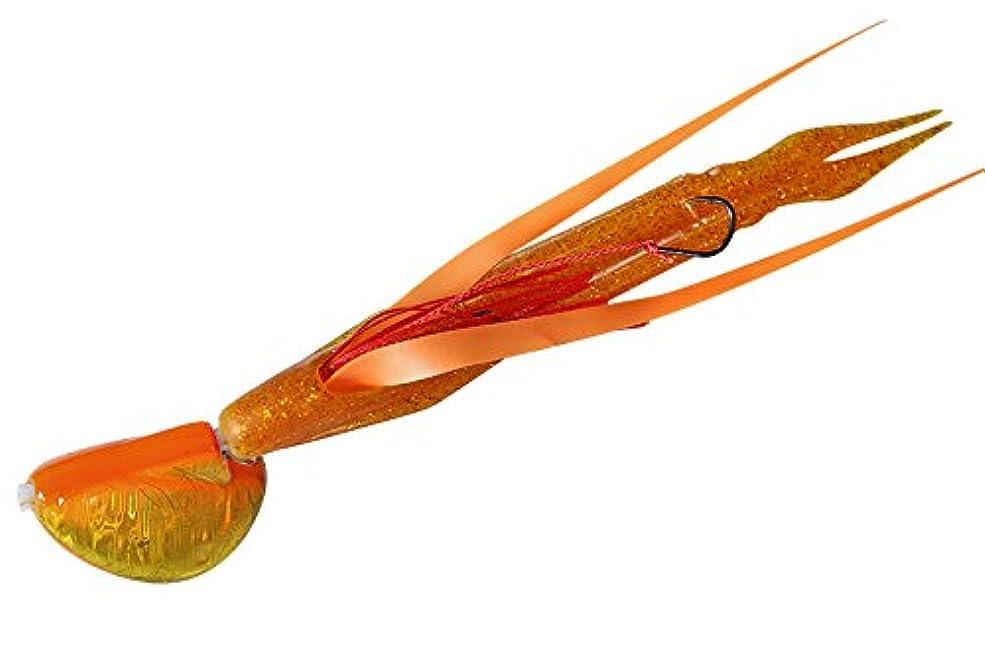 影響を受けやすいです侵略広くJACKALL(ジャッカル) タイラバ ビンビン玉 スルメデス 80g オレンジゴールド/オレイカ ルアー