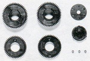 R/C SPARE PARTS SP-888 TGRスパーギヤセット