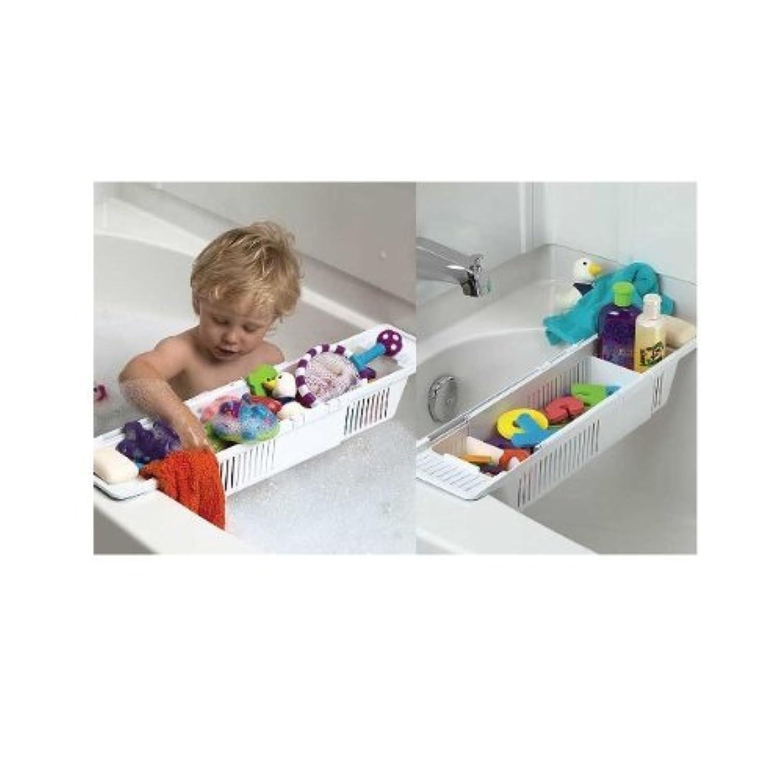 KidCo Bath Toy Organizer Storage Basket?with Bonus Toys by KidCo