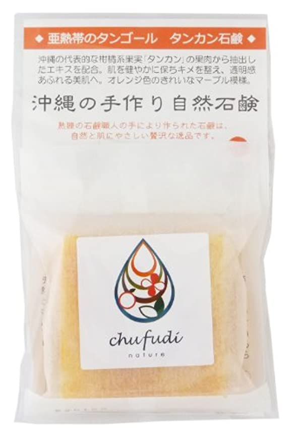削減原子消化チュフディ ナチュール 亜熱帯のタンゴール マーブルタンカン石鹸