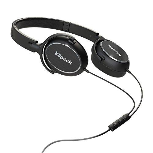 Klipsch リモコンマイク付ヘッドホン Referenceシリーズ R6i On-Ear KLR6IEH111