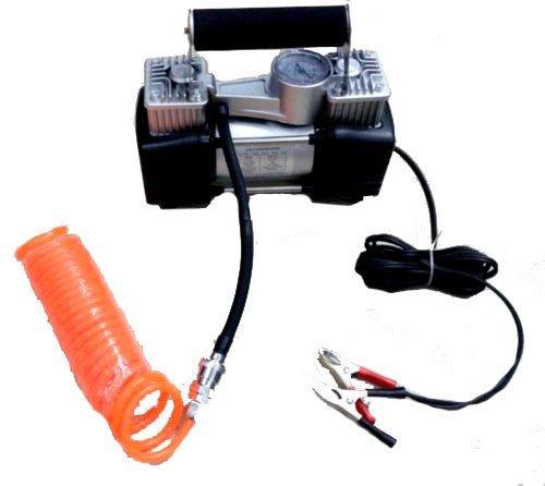 【 空気 入れ 】 電動 エアー コンプレッサー 空気 漏れ 防止 機能 搭載 専用 バッグ 付属 12V 150 PSI 自動車 自転車 バイク 浮き輪 MI-NEWAIR
