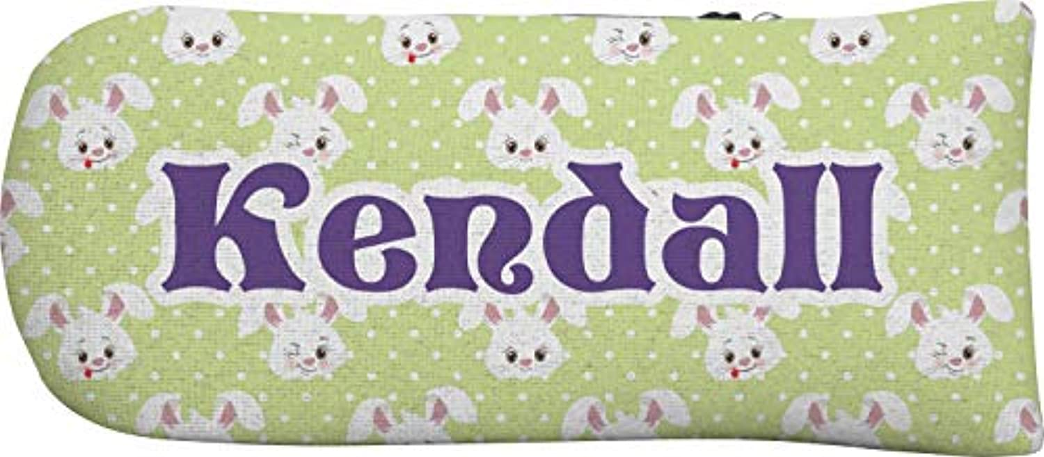 Easter Bunnyパターカバー( Personalized )