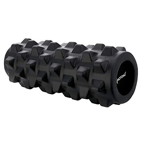 Motomo フォームローラー ストレッチローラー 筋膜リリース マッサージ 腰痛・肩コリ・筋肉痛を改善