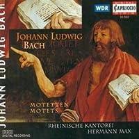 Johann Ludwig Bach: Motets