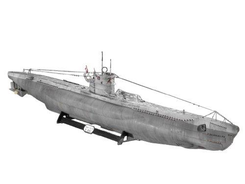 1/72 ドイツU-ボートVIIC