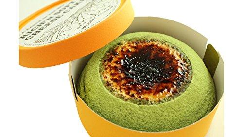 芦屋スイーツ 天空のチーズケーキ利休 人気のお取り寄せ 15cm (抹茶1箱)