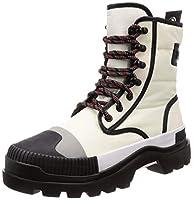 [ディーゼル] メンズ シューズ ブーツ Y01863P2063 41 ホワイト×ブラック H1527