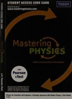 Mastering Physics with Pearson eText -- Valuepack Access Card -- for Physics for Scientists (ME component)