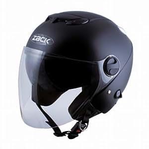 TNK工業 スピードピット ZJ-3 ヘルメット ハーフマットブラック (58-60未満) 51006