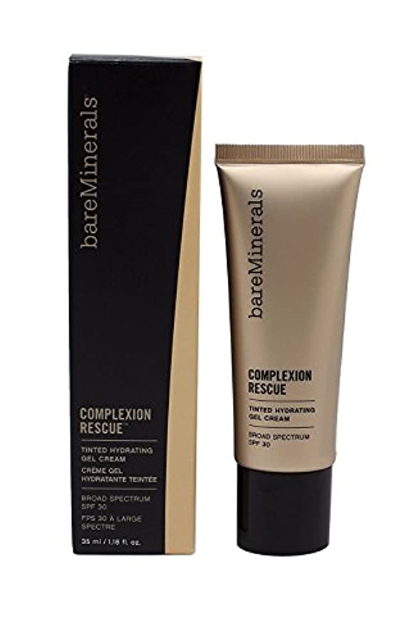 木政治家翻訳するベアミネラル Complexion Rescue Tinted Hydrating Gel Cream SPF30 - #1.5 Birch 35ml/1.18oz並行輸入品