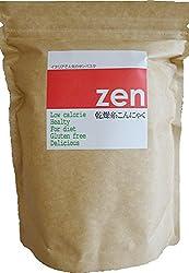 ゼンパスタ乾燥糸こんにゃく麺 イタリアで人気のZENPASTA ダイエットにぷるんぷあん糸こんにゃく(約25g×20個)ZEN