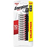 Energizer AAA Batteries, MAX Alkaline, 24 Pack