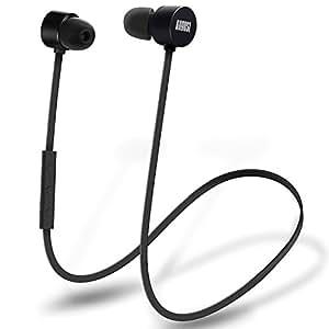 August Bluetoothイヤホン 超軽量わずか10g 高音質 aptX対応 bluetooth4.1 マグネティックヘッドセット EP616