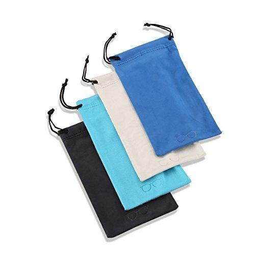 巾着袋 ポーチ袋 18cm ×10cm(4枚セット)...