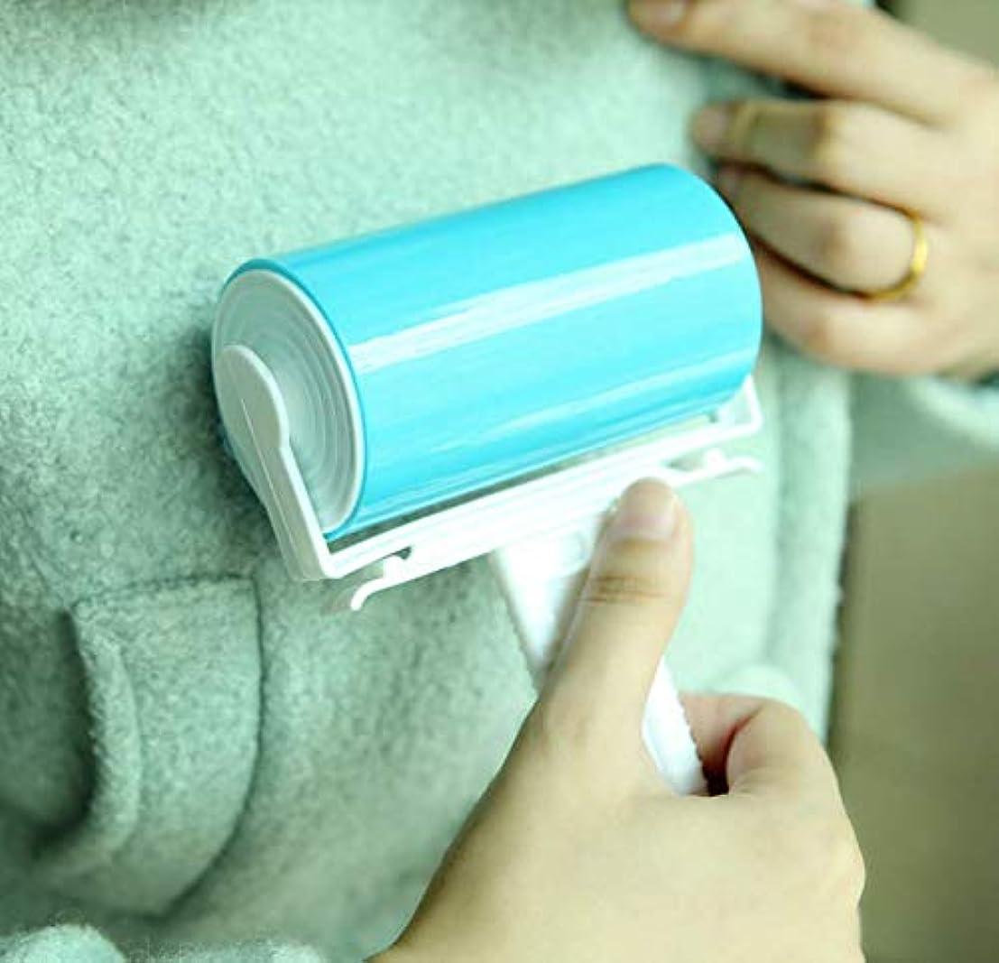 鍔約設定力粘着 クリーナー 粘着ローラー 抜け毛取り ほこり取り 掃除ローラー フローリング カーペット ペット 洋服 掃除用品