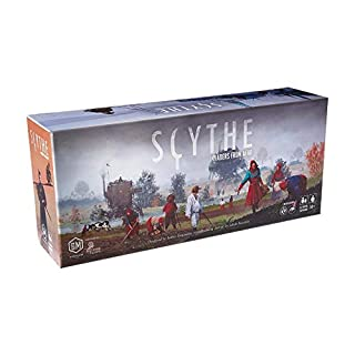 Scythe: Invaders from Afar Board Game (B01L0VX6CG) | Amazon Products