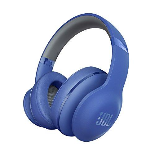 JBL 国内 EVEREST 700 ワイヤレスヘッドホン Bluetooth 密閉ダイナミック型オーバーイヤー ブルー V700BTBLUGP