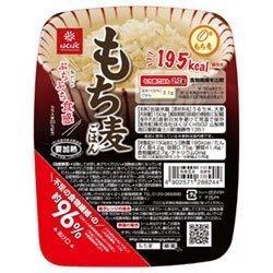 はくばく もち麦ごはん 無菌パック 150g×12(6×2)個入×(2ケース)