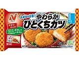 ニチレイ やわらかひとくちカツ6個X12袋 冷凍食品