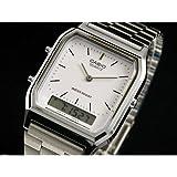 カシオCASIO 腕時計 アナデジ AQ230A-7 逆輸入品