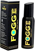 Fogg Black Collection Fresh Aqua Long Lasting Deodorant Body Spray - For Men(120 ml)(Ship from India)