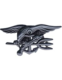 US Navy Seal Insignia Unofficial 2.75インチ帽子ラペルピンhon15669si
