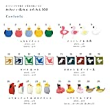 カンタン! かぎ針編み お掃除が楽しくなる!  かわいい鳥のエコたわし100 (アサヒオリジナル) 画像