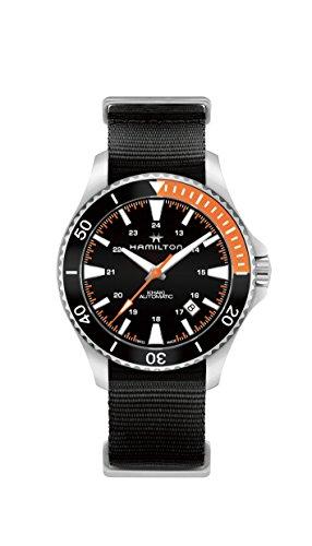 [ハミルトン]HAMILTON 腕時計 正規保証 カーキ 機械式自動巻 H82305931 メンズ 【正規輸入品】