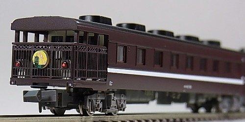 Nゲージ A2472 12系700番台「SLやまぐち号」用レトロ調客車 5両セット・リニューアル