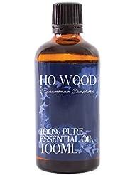 Mystic Moments | Ho Wood Essential Oil - 100ml - 100% Pure
