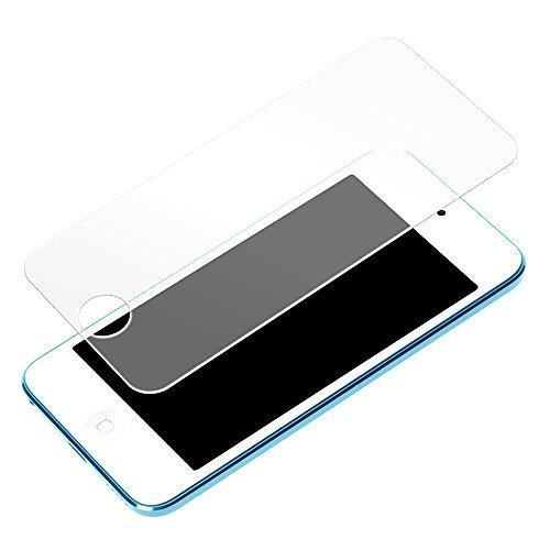 PGA iPod touch第5世代用液晶保護ガラス硬度9H アンチグレア PG-IT5GL02