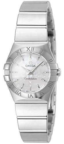 [オメガ]OMEGA 腕時計 コンステレーション ホワイトパール文字盤 123.10.24.60.05.001 レディース 【並行輸入品】