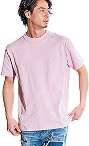 """(グッドウェア)Goodwear メンズ 半袖 Tシャツ クルーネック ヘビーウェイト ポケット 無地""""2W7-250"""