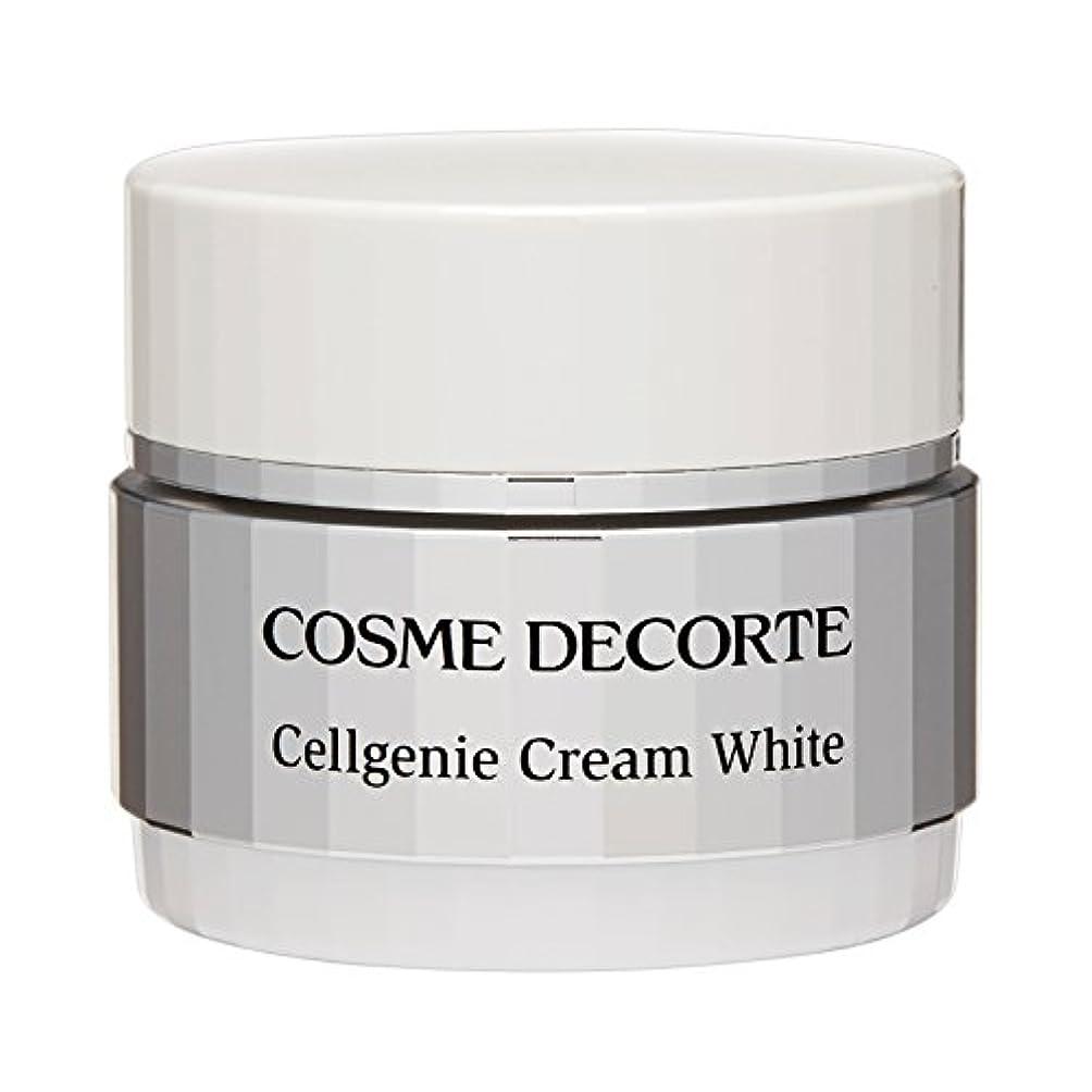 規定クレーター薄いコスメデコルテ セルジェニー クリーム ホワイト [医薬部外品](30g)