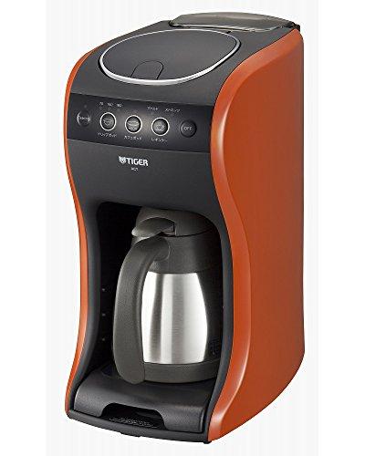 RoomClip商品情報 - タイガー コーヒー メーカー 4杯用 真空 ステンレス サーバー バーミリオン カフェバリエ ACT-B040-DV Tiger