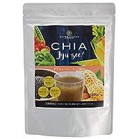 チアジュージー ナッツ風味 250g ダイエット スムージー 酵素 チアシード 食物繊維 乳酸菌